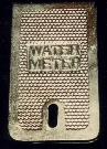 aluminum water meter cover